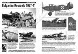 BR4522 Bulgarische Luftwaffe 1937-41
