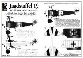 BR4512 Fokker Dr.I