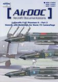 ADMS732 F-4F Phantom II Stencils Norm 72
