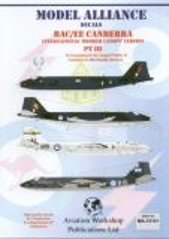 MAL72141 Canberra B.62/Mk.20/Mk.21