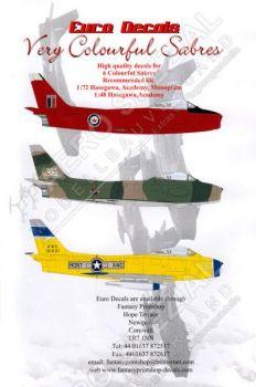 EU72101 F-86 Sabre