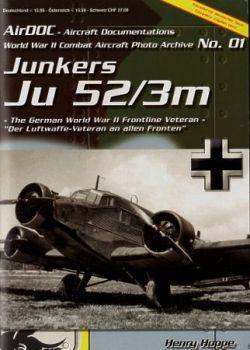 ADPA01 Junkers Ju 52/3m