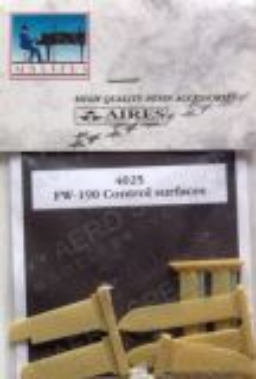 AI48025 Fw 190D Steuerflächen