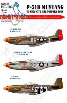 ECD48102 P-51D Mustang