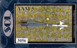 SL3056 AAM-5 Raketen