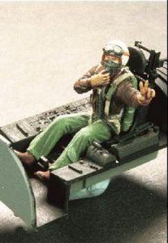 PJ481110 Pilot USAF Korea