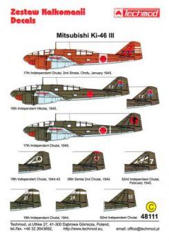 TMD48111 Ki-46 III Dinah