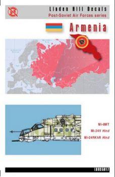 LH35017 Russische Luftstreitkräfte: Armenien