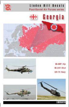 LH35018 Russische Luftstreitkräfte: Georgien