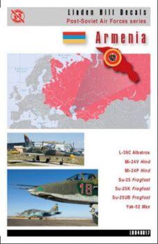 LH48017 Russische Luftstreitkräfte: Armenien