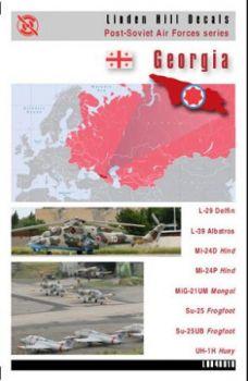 LH48018 Russische Luftstreitkräfte: Georgien