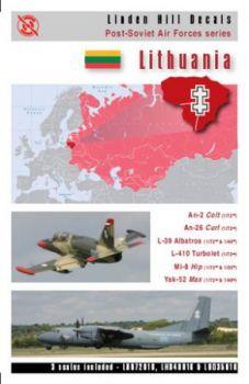 LH34716 Russische Luftstreitkräfte: Litauen