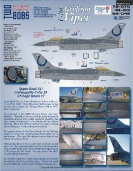 TB34701 F-16C Block 30 Fighting Falcon