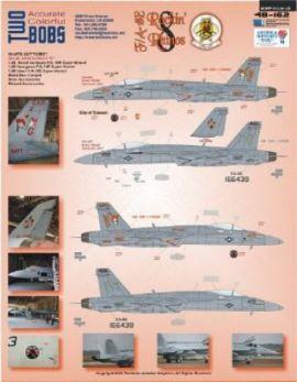 TB48162 F/A-18E Super Hornet