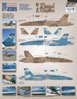 TB48164 F/A-18B Hornet
