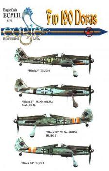 ECD72111 Fw 190D-9