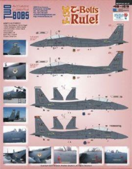 TB48169 F-15E Strike Eagle