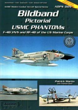 ADPS09 USMC Phantoms - Bildband