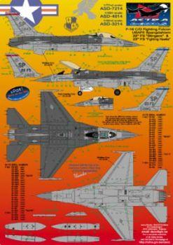 ASD7214 F-16C/D Fighting Falcon