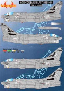 PHD3203 A-7E Corsair II