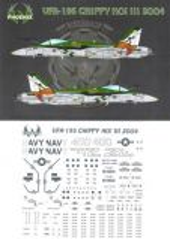 PHD3204 F/A-18C Hornet