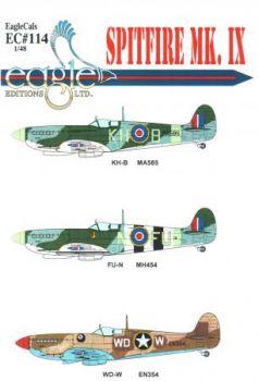 ECD48114 Spitfire Mk.IX