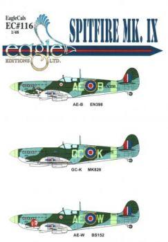 ECD48116 Spitfire Mk.IX