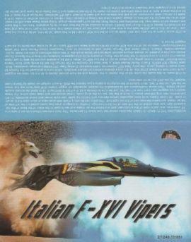 ZTZ72031 F-16ADF Fighting Falcon