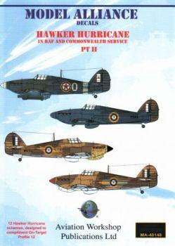 MAL48148 Hurricane Mk.I/II/IV