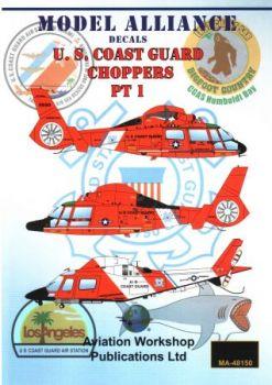 MAL48150 MH-68 Stingray/HH-65 Dolphin
