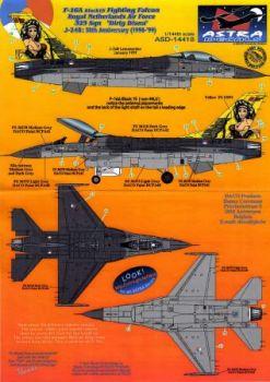 ASD4418 F-16A Block 15 Fighting Falcon