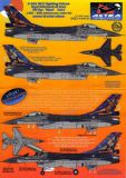 ASD4419 F-16AM Fighting Falcon