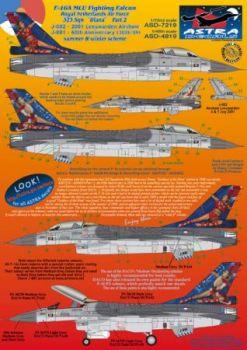 ASD7219 F-16AM Fighting Falcon