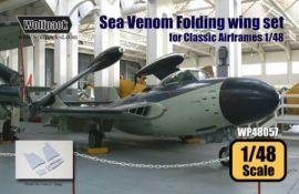 WP48057 Sea Venom FAW.21 geklappte Tragflächen