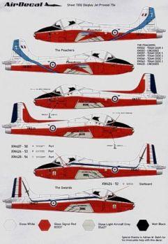 AID7202 Jet Provost T.5