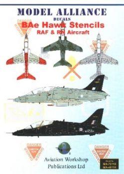 MAL48116 BAe Hawk Warn- und Wartungshinweise
