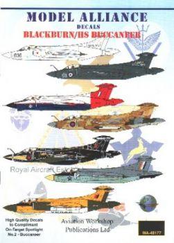 MAL48177 Buccaneer S.1/S.2/S.2A/S.2B/S.2C/S.50
