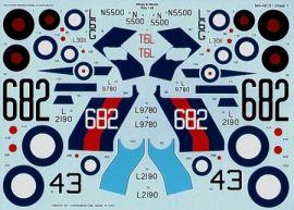 MAL48181 Swordfish/Flycatcher/Nimrod/Walrus/Skua/Sea Gladiator