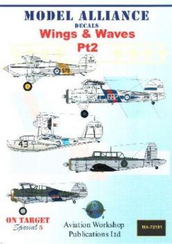 MAL72181 Swordfish/Flycatcher/Nimrod/Walrus/Skua/Sea Gladiator