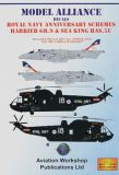 MAL48951 Harrier GR.9/Sea King HAS.5U