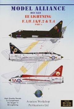 MAL72182 Lightning F.1 / F.1A / F.2 / T.4