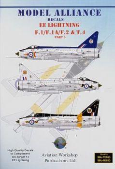 MAL72183 Lightning F.1 / F.1A / F.2 / T.4