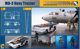 SW48003 MD-3 Navy Traktor (kurz)
