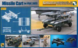 SW48004 USAF/NATO Waffentransportwagen