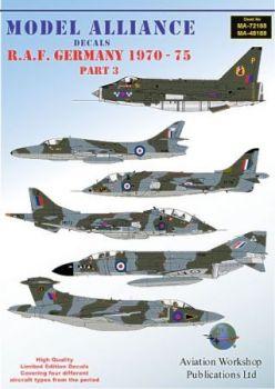 MAL72188 RAF Germany 1970-1975 Teil 3