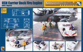 SW48007 US Navy A/S32P-25 Trägerdeck-Feuerlöschfahrzeug