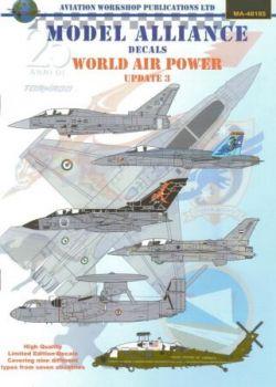 MAL72185 World Air Power Update #3