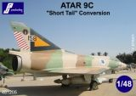 PJ481205 Mirage III/V ATAR 9C Umbausatz