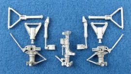 SC48082 E-2C Hawkeye Fahrwerk