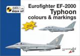 MKD7206 Eurofighter Typhoon Colours and Markings